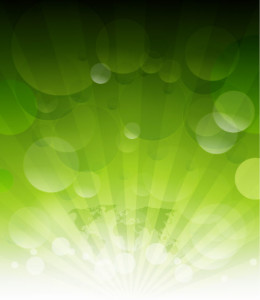 Free Green Earth Vector Graphic
